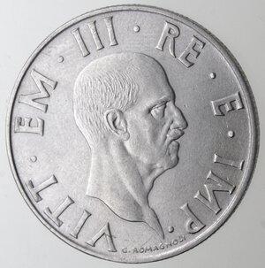 obverse: Vittorio Emanuele III. 1900-1943. 2 Lire Impero 1942 Anno XX. Ac.