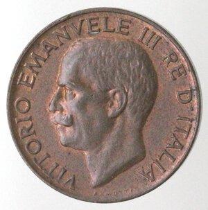 obverse: Vittorio Emanuele III. 1900-1943. 5 centesimi 1937 Spiga. Ae.