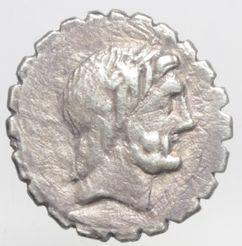 obverse: antonia denario