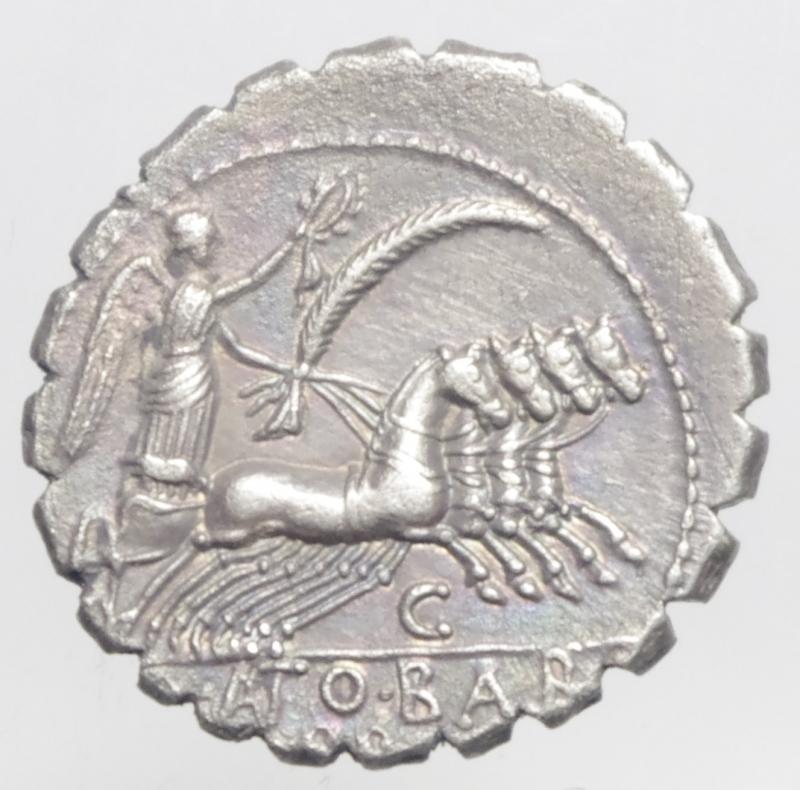 reverse: antonia denario