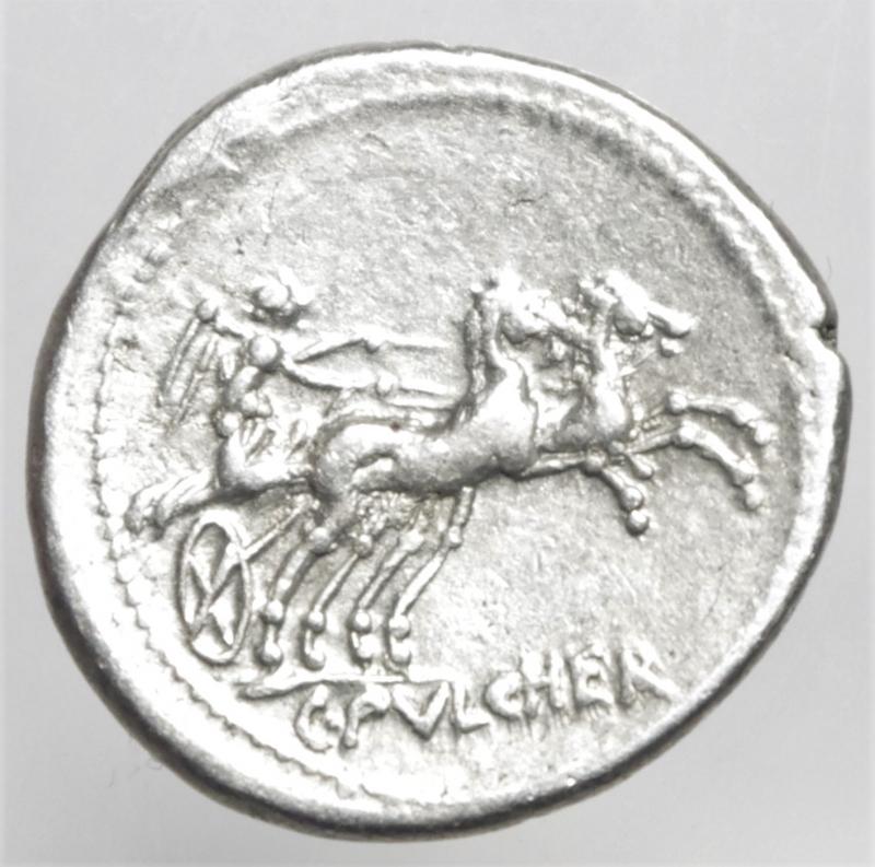 reverse: claudia denario