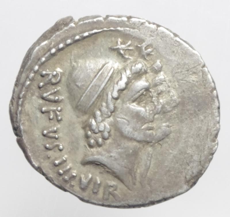 obverse: cordia denario