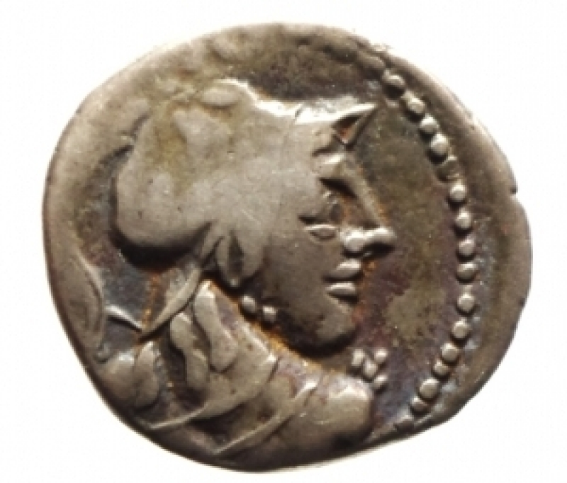 obverse: cornelia denario