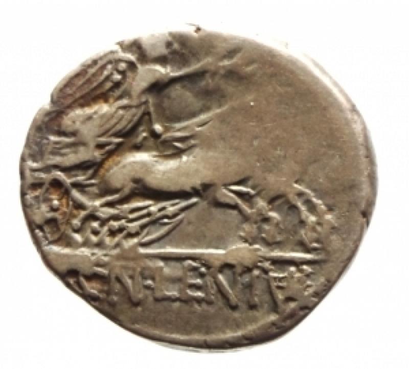 reverse: cornelia denario
