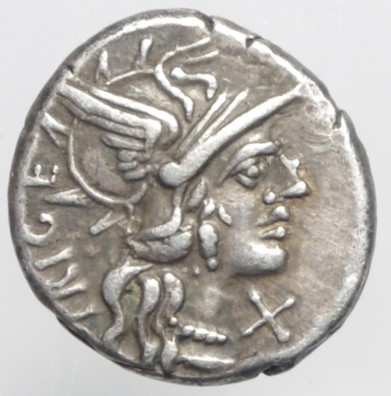 obverse: curiatia denario