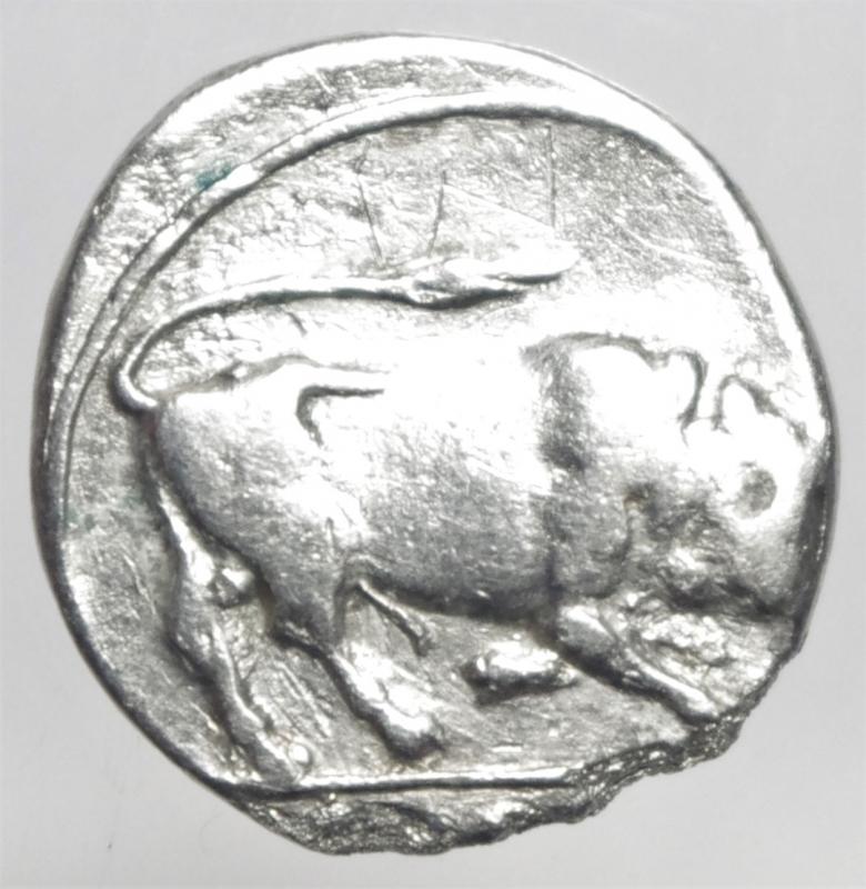 reverse: augusto denario