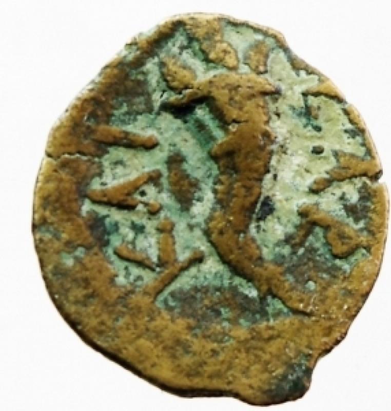 reverse: dracma augusto