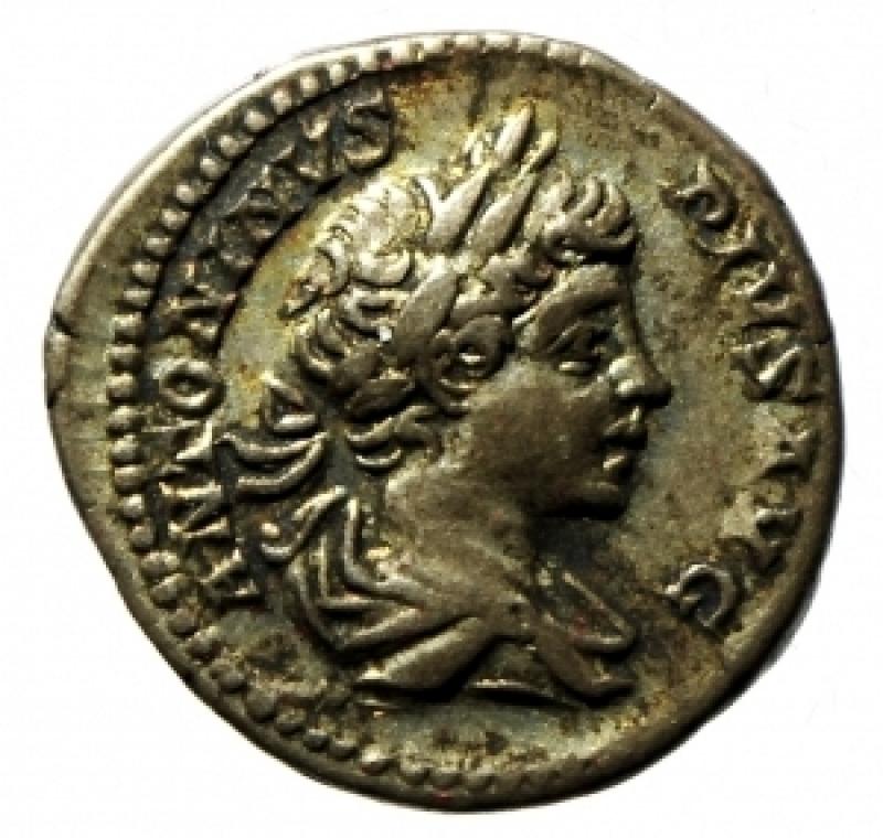 obverse: denario