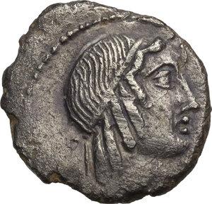 obverse: C. Censorin. Denarius, Rome mint, 88 BC