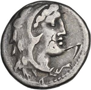 M. Volteius. Denarius, Rome mint, 78 BC