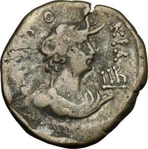 reverse: Nero (54-68).. BI Tetradrachm, Alexandria mint, 65-66