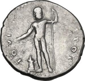 reverse: Vespasian (69-79).. AR Denarius, 76 AD