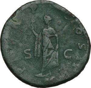 reverse: Hadrian (117-138).. AE Sestertius, 121-123