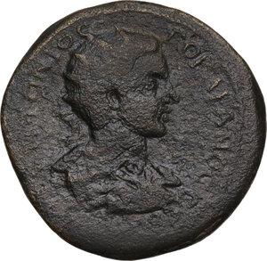 obverse: Gordian III (238-244).. AE 30 mm,  Cilicia mint, Seleucia