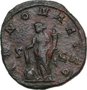 reverse: Philip I (244-249).. AE Sestertius