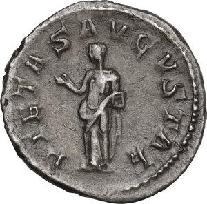 reverse: Otacilia Severa, wife of Philip I (244-249).. AR Antoninianus, 248-249