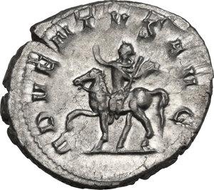 reverse: Trajan Decius (249-251).. AR Antoninianus