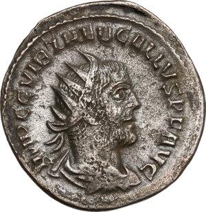obverse: Trebonianus Gallus (251-253).. AR Antoninianus