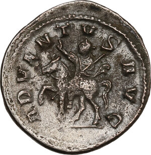 reverse: Trebonianus Gallus (251-253).. AR Antoninianus