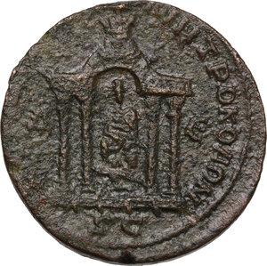 reverse: Trebonianus Gallus (251-253).. AE 29 mm, c. 251-253 AD, Antiochia ad Orontem mint, Seleucis and Pieria