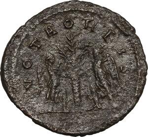 reverse: Valerian I (253-260).. BI Antoninianus, 255-256, Antioch mint