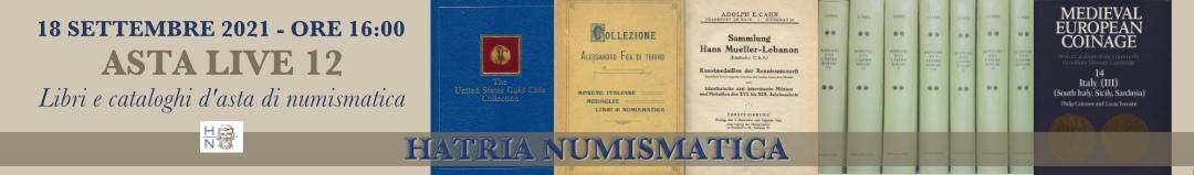 Banner Hatria Numismatica Asta 12