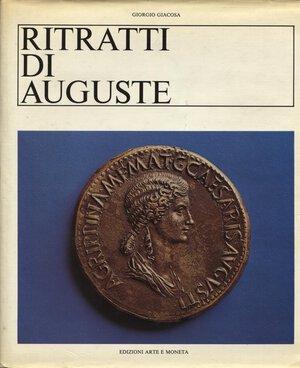 obverse: GIACOSA  G. -  Ritratti di Auguste. Milano, s.d.  pp. 126,  tavv. 71 a colori + ill b\n nel testo. ril. ed. buono stato, raro.