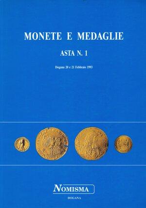 obverse: Nomisma - Asta n. 1 1993. Ottimo.