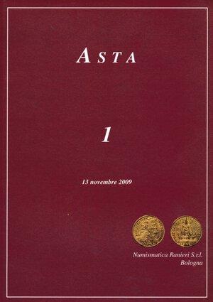 obverse: Ranieri - Asta n. 1 2009.
