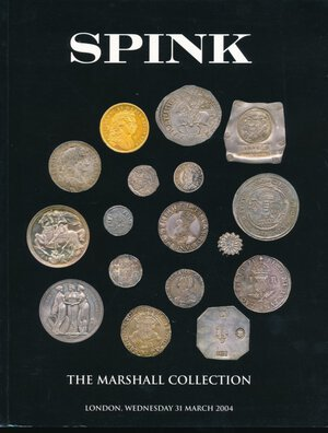obverse: Spink - Asta 2004. The Marshall collection. Ottimo stato.