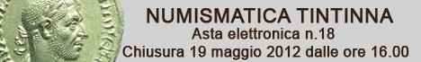 Banner Tintinna - Asta Elettronica 18