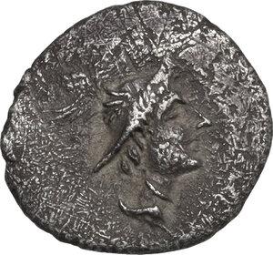 obverse: Central Italy, Signia. AR Obol, c. 280-275 BC