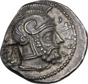 obverse: Cilicia, Tarsos. Datames, satrap of Cilicia and Cappadocia (378-372 BC). AR Stater