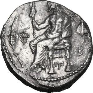 reverse: Cilicia, Tarsos. Balakros, Satrap of Cilicia (c.333-323 BC). AR Stater