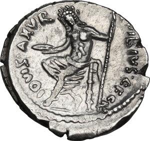 C. Vibius C. f. Pansa Caetronianus. AR Denarius, 48 BC