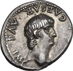 obverse: Nero (54-68). AR Denarius, 60-61
