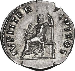 reverse: Nero (54-68). AR Denarius, 67-68