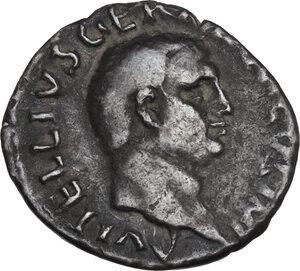 obverse: Vitellius (69 AD). AR Denarius