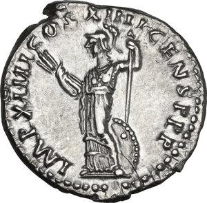 reverse: Domitian (81-96). AR Denarius, 88 AD