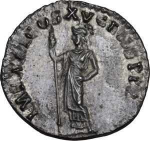 reverse: Domitian (81-96). AR Denarius, 90 AD