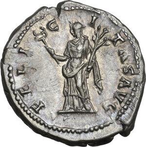 reverse: Hadrian (117-138). AR Denarius, 134-138 AD