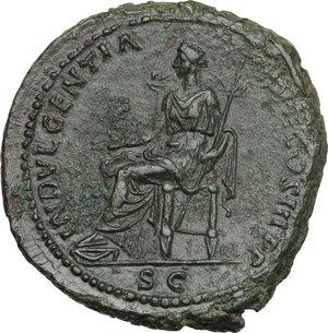 reverse: Hadrian (117-138). AE As, 132-134 AD