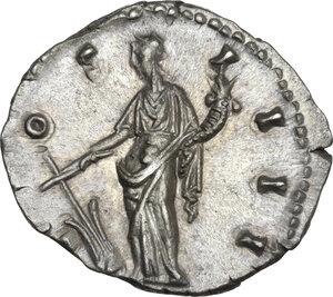 reverse: Antoninus Pius (138-161). AR Denarius,148-149 AD