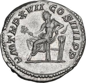 reverse: Caracalla (198-217). AR Denarius, 214 AD