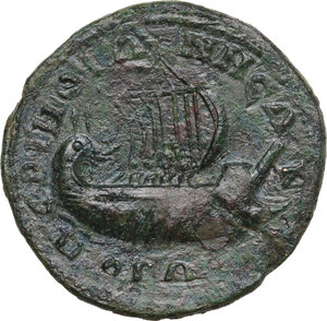 reverse: Caracalla (198-217). AE Medallion. Perinthus mint