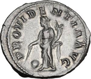 reverse: Maximinus I (235-238). AR Denarius, Rome mint, 236 AD