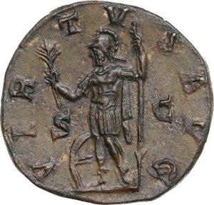 reverse: Gordian III (238-244). AE Sestertius, 240 AD