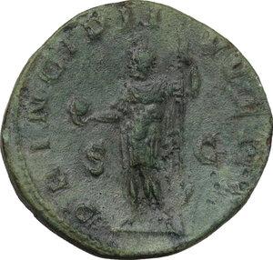 reverse: Philip II (246-249). AE Sestertius, 246 AD