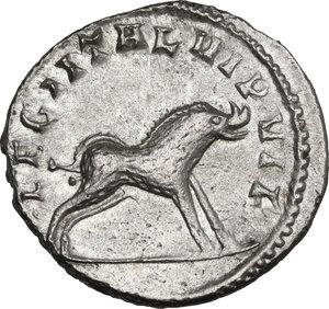reverse: Gallienus (253-268). BI Antoninianus, Mediolanum mint, 260-261 AD