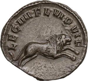 reverse: Gallienus (253-268). BI Antoninianus, Mediolanum mint, 260-262 AD